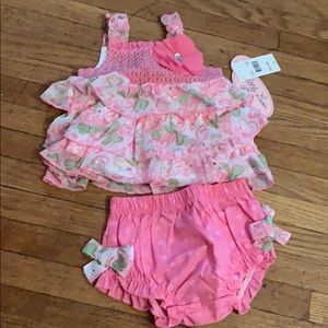 Baby set 3 to 6 months
